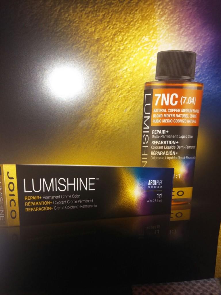 Lumishine Repair Plus Color