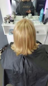 von rot auf blond